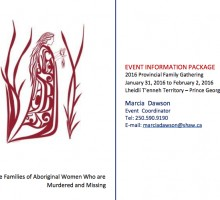 MMIW Prov Gathering Info Package