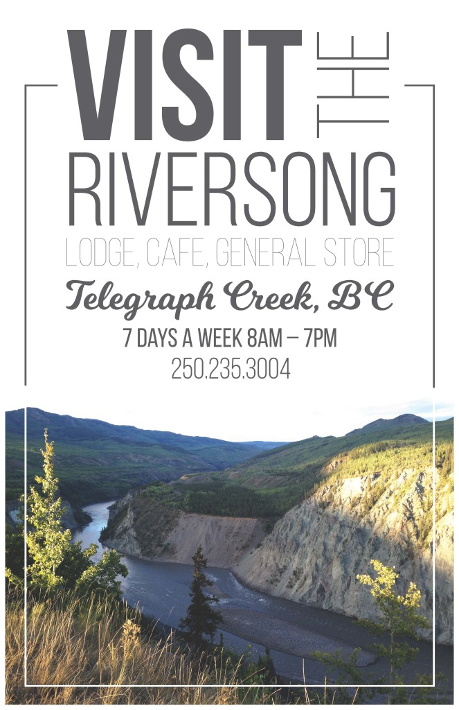 TBC Riversong Poster