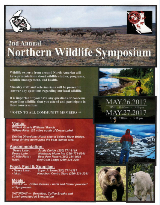 2nd Annual Northern Wildlife Symposium