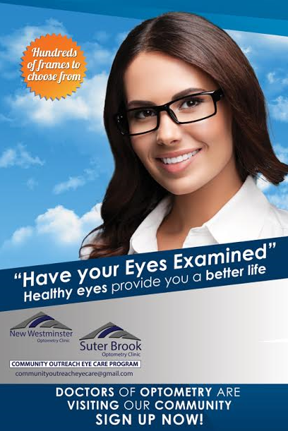 Community Outreach Eye Care Clinic - Dease Lake June 13th-15th, 2017