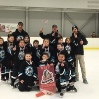 Rupert team wins Aboriginal Youth Hockey Championship