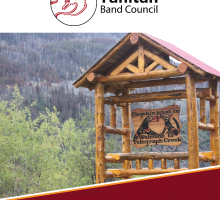 Tahltan Band Council - Winter 2019 Newsletter - feature image