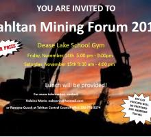 Mining Forum Dease Featured