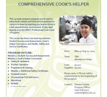 Cooks Helper Poster