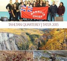 TCG Newsletter Fall 2015