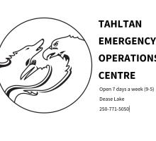 Tahltan EOC logo