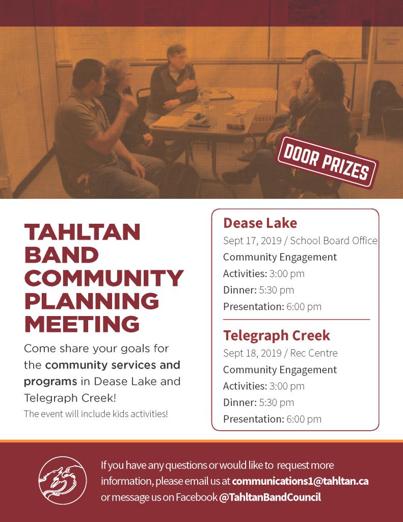 Tahltan Band Council - Dah Ki Mi -